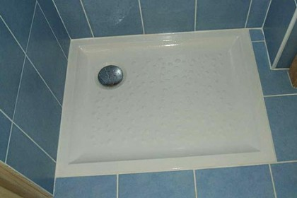 Carrelage fa ence filter delahaye r novation - Beton cire mercadier dans salle de bain renovation carrelage ...